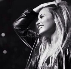 """""""I don't let anyone's insecurities, emotions or opinions bother me. I know that if I'm happy, that's all that matters to me."""" - Demi Lovato"""