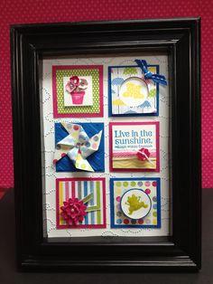 stampin up pinwheel | Suz's Stampin Spot: Spring Sampler