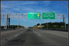 Make The I-80 road trip from #Iowa to #Colorado fun with stops in #Nebraska.