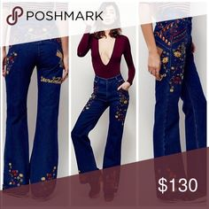 Spell X Free People Love Child Jeans NWT Size Small, measurements coming soon Spell & The Gypsy Collective Jeans Flare & Wide Leg
