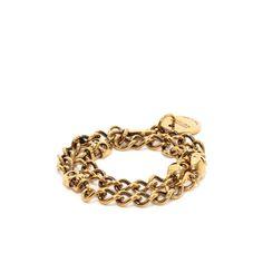 Skull Chain Bracelet Alexander McQueen | Bracelet | Jewelry |