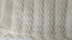 Lace Knitting Patterns, Knitting Stiches, Baby Hats Knitting, Knitting Videos, Crochet Videos, Stitch Patterns, Baby Patterns, Quilting Designs, Baby Quilts