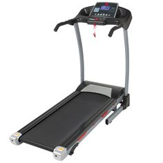 Deluxe Folding Electric Treadmill Portable Motorized Running Exercise Machine…