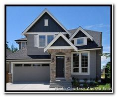 exterior paint scallop | Vinyl Siding | What Kind of Siding is Best | NC Custom Home Builders ...