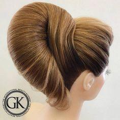 Georgy Kot hairstyle