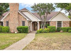 Photo of home for sale at 1502 Summertree Court, Richardson TX