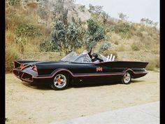 1955 Lincoln Futura 'Batmobile' (Batman)