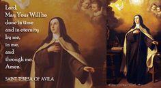 St Teresa of Avila