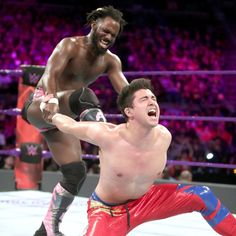 """The Outlandish"" Rich Swann vs. TJ Perkins: photos"