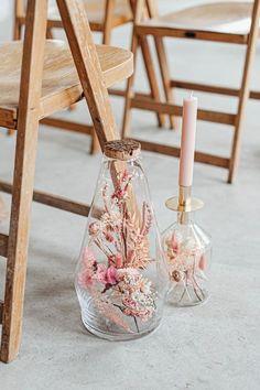 Dried Flower Arrangements, Dried Flowers, Table Decor Living Room, Flower Phone Wallpaper, Rustic Wedding Venues, Garden Party Wedding, Boho Decor, Wedding Decorations, Crafty