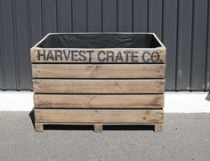 Harvest Crate Co, Crate. Veggie Patch
