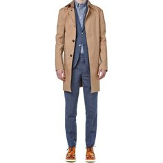 Socially Conveyed via WeLikedThis.co.uk - The UK's Finest Products -   Missoni x Hancock Long Mac http://welikedthis.co.uk/?p=5472