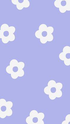 flower aesthetic wallpaper in 2021 | Purple wallpaper iphone, Phone wallpaper patterns, Iphone wallpaper pattern