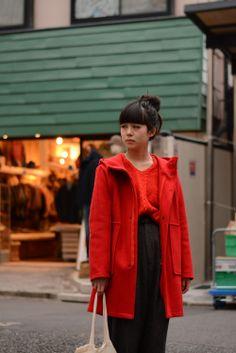 okame(TOKYO BOPPER)のストリートスナップ RID SNAP