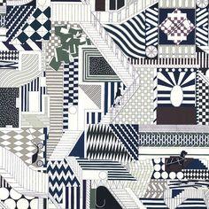 PROMENADE AU FAUBOURG Hermès Home, Fabrics & Wallpapers, Collection 2016/17