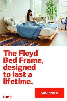 b706f08553 46 Best The Floyd Platform Bed images in 2019   Platform Bed, Floyd ...