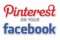 Pinterest onto your Facebook Brand page
