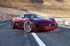 Kroatischer Elektrosturm    #Autos mit Elektroantrieb sind eine gute Sache, nur für Super #sportwagen kaum vorstellbar – beim Rimac Concept One aber Realität