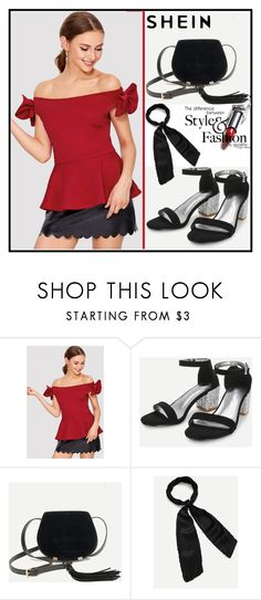 """""""Sheinside XXII/8"""" by ruza66-c ❤ liked on Polyvore featuring Christian Dior, Sheinside and shein"""