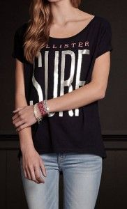 Camiseta Hollister HO2264