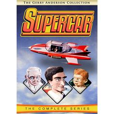 Supercar: The Complete Series [5 Discs]