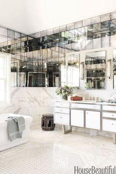 Best Bathrooms of 2013 - Best Bathroom Design 2013 - House Beautiful