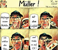 https://www.facebook.com/ComicMueller Müller - Der Comic - Nr. 14 *  Witze und Sprüche