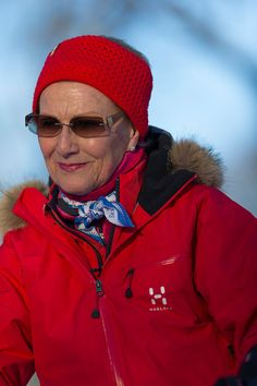 Queen Sonja of Norway in action during the Celebration of the 25th anniversary of King Harald and Queen Sonja of Norway on January 17, 2016 in Oslo, Norway.