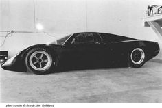 Musings about cars, design, history and culture - Automobiliac - Pete Brock's Prototype: Toyota's stillborn Le Mans project Stillborn, Man Projects, Le Mans, Concept Cars, Race Cars, Toyota, Culture, Vehicles, Design History