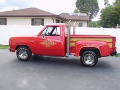 1979 Dodge Lil Red Express Pick Up (PA) - $23,500  Please call James @ 570-282-7472 to see this truck.