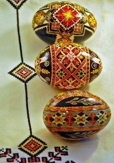 Pysanka, Pysanky Eggs by Pysankarstvo.