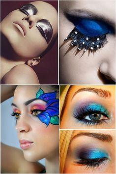 Maquiagem 3D - http://www.nomoredrama.com.br/maquiagem-3d