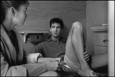 Anthony Perkins, Donna Anderson (On The Beach, 1959)