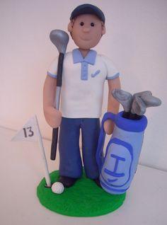 13th Birthday Golfer