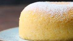 Leave it to a rice cooker! Purupuru Cheese Cake