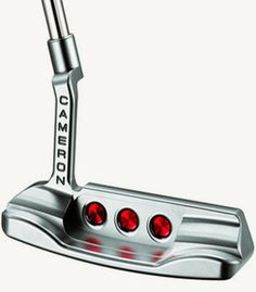 Here is the latest 2014 Scotty Cameron Newport putter, now available 33, 34 or 35 inches in length.