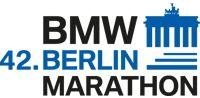 Logo 42. BMW BERLIN-MARATHON