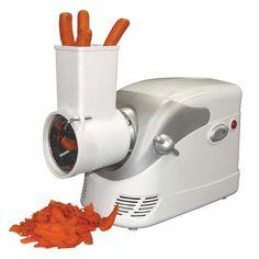electric meat grinder   Electric Meat Grinder with Shredder and Slicer Attachment.