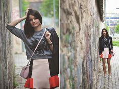 fashion, Zara, Coccinelle http://oneplusme.blogspot.sk/2014/04/palms.html