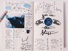 Inspiração: quer começar um bullet journal e não sabe como?