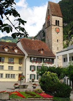 Unterseen, Canton of Bern, Switzerland