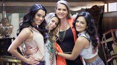 Las mujeres Del Junco #ScarletGruber #KimberlyDosRamos #SonyaSmith #AnaLorenaSanchez