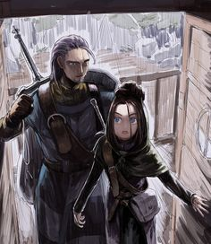 Picture Photo, Game Art, Jon Snow, Video Games, Indie, Sunset, Manga, Artwork, Fictional Characters