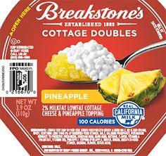Best Breakstones Or Knudsen Cottage Cheese Recipe On Pinterest