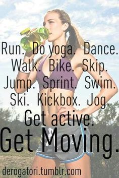 Get moving. http://www.greennutrilabs.com