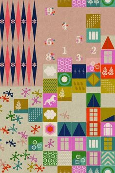 print & pattern blogs - melody miller fabric