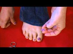 Cutting and Sizing Jamberry Nail Wraps, and Pedicures Jamberry Tips, Jamberry Nail Wraps, Jamberry Pedicure, Mani Pedi, Manicure And Pedicure, Pedicures, Pretty Nails, Cute Nails, Hair And Nails