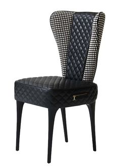 black_couture_chair_2 | designed by Colombostile