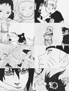 You two have been chosen by fate. -Sasuke and Naruto