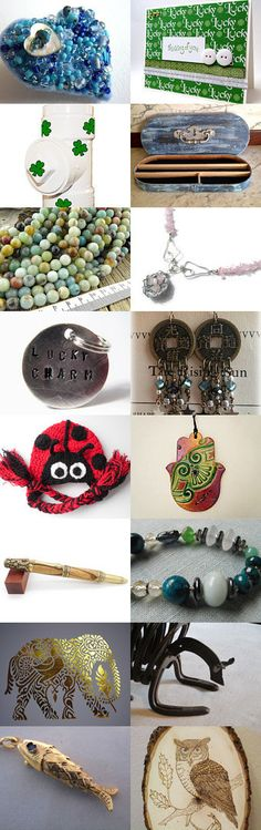 Good Luck Gifts by Roee Ovadia on Etsy--Pinned+with+TreasuryPin.com Good Luck Gifts, Cool Gifts, Pin Collection, As You Like, One Pic, Crochet Earrings, Artisan, Invitations, Integrity